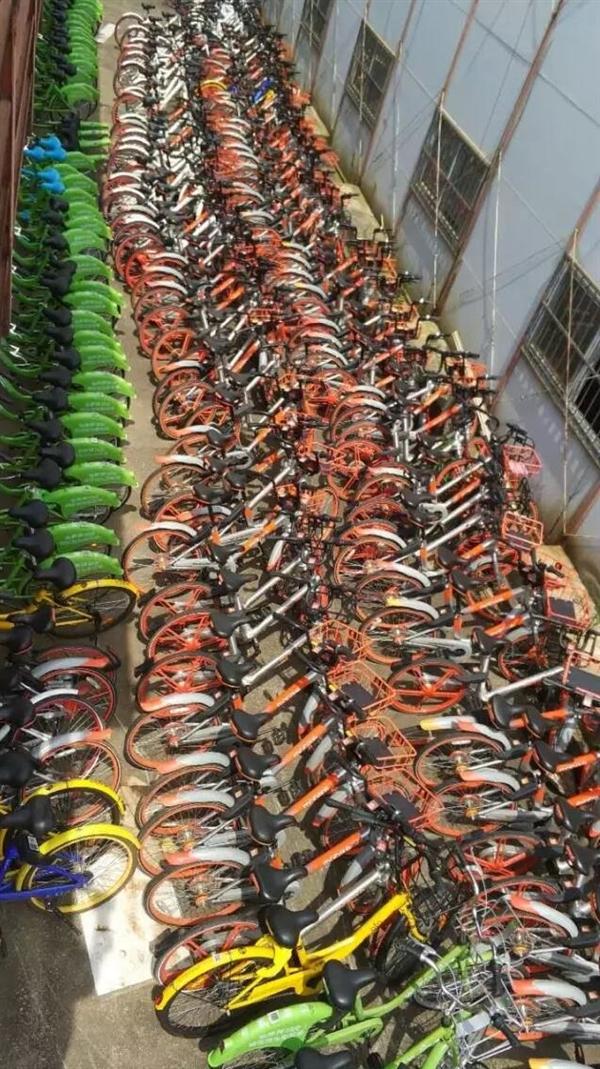 南昌城管扣押2.6万辆共享单车:非治不可