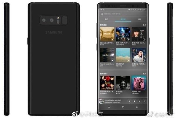 iPhone 8/Note 8定妆照对比:你更喜欢谁?的照片 - 13