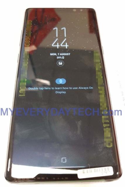 要卖7K+!三星Galaxy Note8真机图首曝:最强全面屏