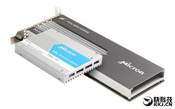 美光发布旗舰SSD 9200系列:可写入35100TB