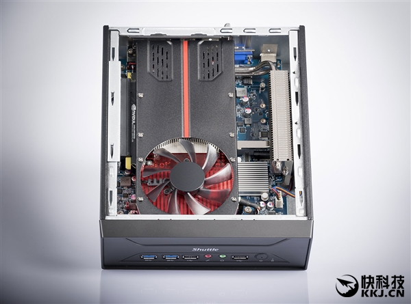 绝了!浩鑫发布3升迷你电脑 能塞进全长显卡