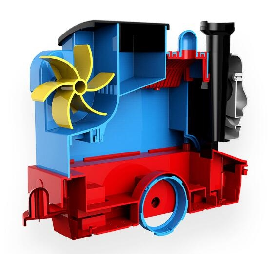 小米众筹托马斯小火车:不只是儿童玩具