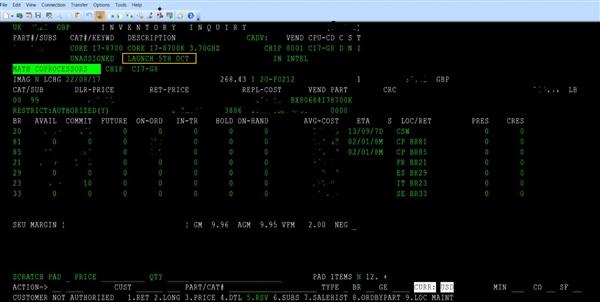 Intel i7-8700K被曝10月5日上市:下一代x86也来了