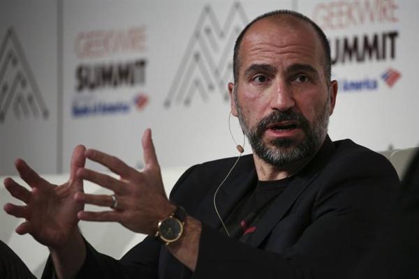 為公司上市而戰!Uber新任CEO退出紐約時報董事會