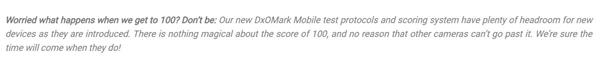 三星Note8获评拍照专项100分 DxO回应:并非上限