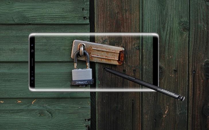 美版三星Note8 N950U完美ROOT放出:不触发KNOX-三星,Galaxy Note8,ROOT
