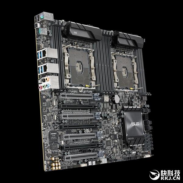 華碩也出妖板:雙路Xeon竟能超頻 史上第一