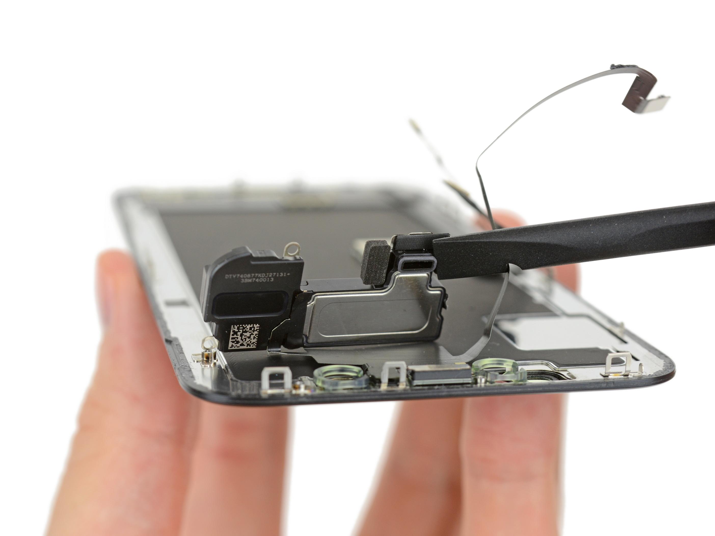 环境光传感器_iPhone X最专业深度拆解!惊现神秘芯片-苹果,iPhone X,拆解,-驱动之家