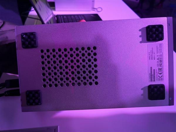 20TB 1.4万 LaCie发布2big Dock雷电3存储的照片 - 17