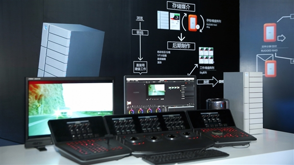 20TB 1.4万 LaCie发布2big Dock雷电3存储的照片 - 21