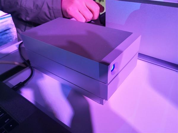 20TB 1.4万 LaCie发布2big Dock雷电3存储的照片 - 14