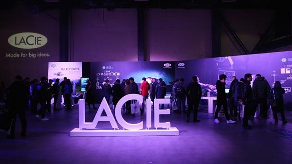 20TB 1.4万 LaCie发布2big Dock雷电3存储的照片 - 20