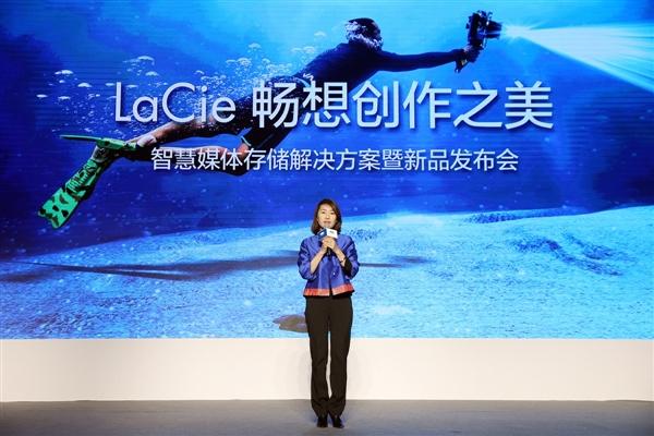20TB 1.4万 LaCie发布2big Dock雷电3存储的照片 - 27