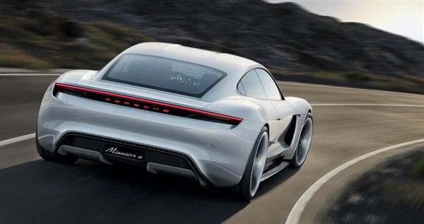 保時捷將打造電動超跑 有望明年發售