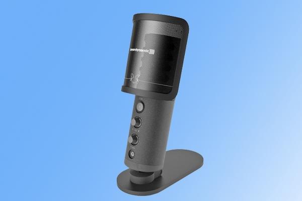 1400元!拜亚动力推USB麦克风:兼容安卓和苹果手机