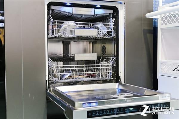涨姿势:洗碗机为什么不能用洗洁精?