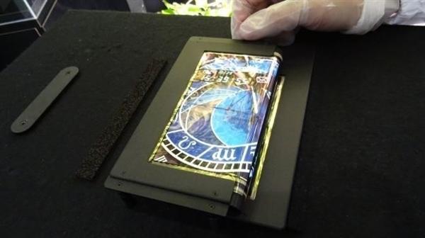 新专利显示:苹果在密谋折叠屏iPhone