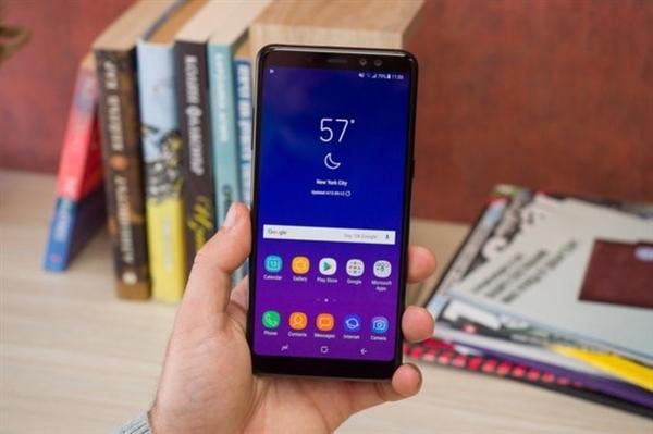 三星Galaxy A8/A8+(2018)获安卓8.0更新:新增VoLTE