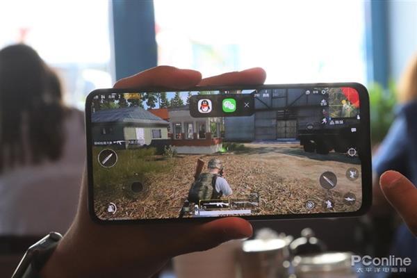 骁龙845加持 vivo NEX游戏体验