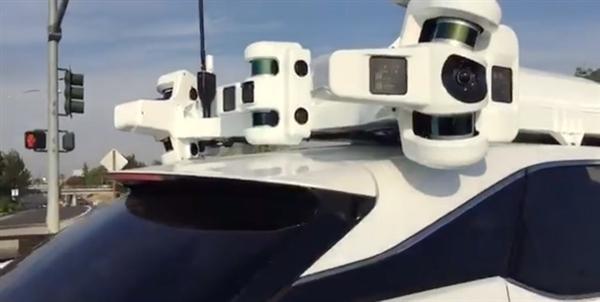 苹果加大无人驾驶投入:测试车辆猛增