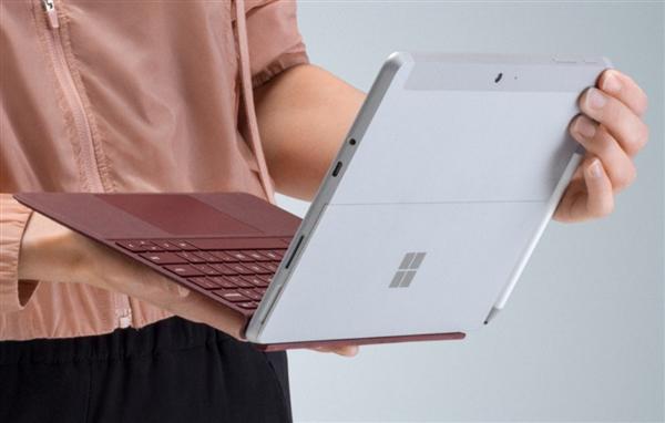 2988元起!微软Surface Go国行宣布:8月8日预售