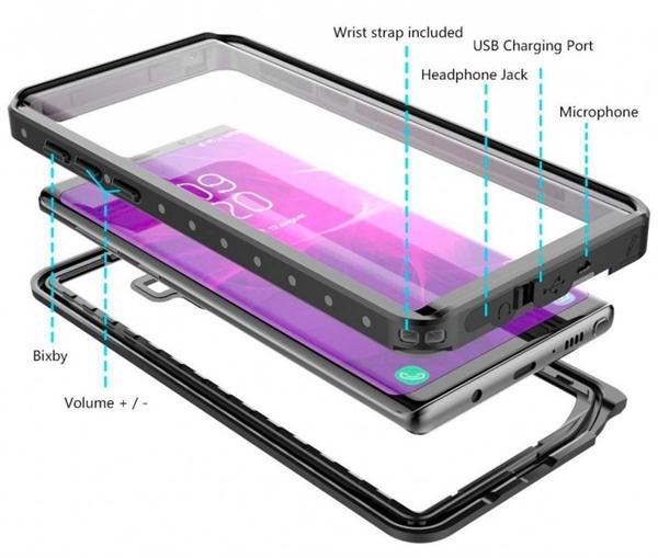 搭载Bixby 三星Galaxy Note 9即将发布:8月9日见