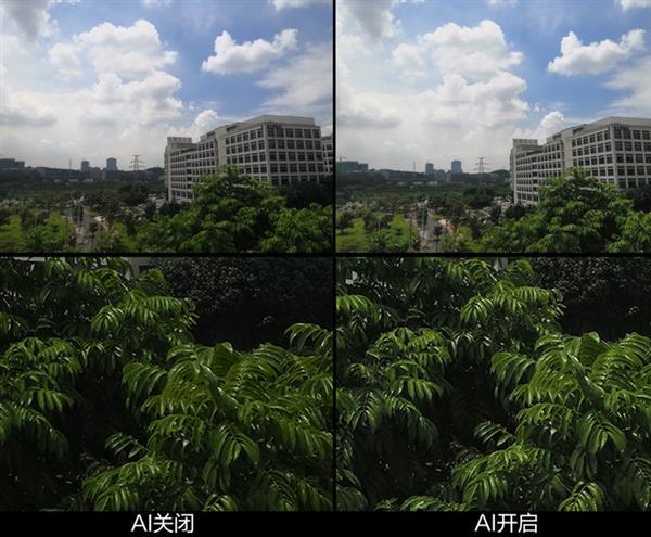 AI拍照能否提升画质 实机测试发现这些秘密