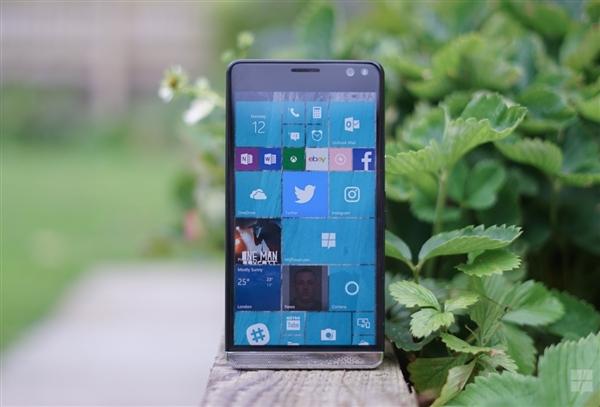 直降500美元 微软商城开售惠普Elite x3手机:299美元