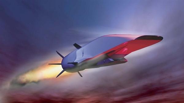 美国秘密研发超级飞机:以五倍超音速飞行