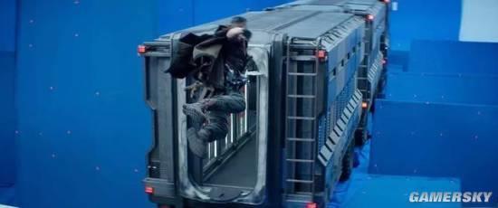 《死侍2》大批殊效对对比:每天花6小时做外型