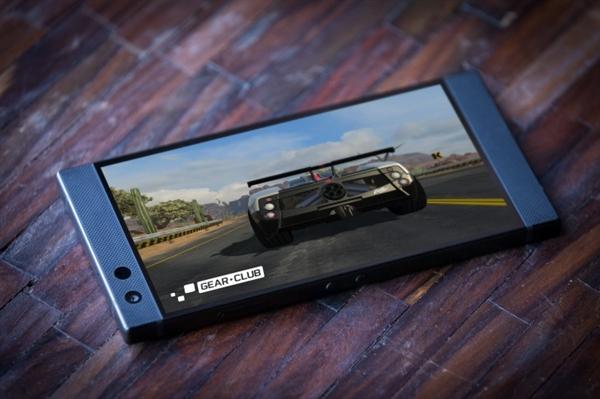 800美元起!雷蛇手机2发布:骁龙845/8G、15瓦无线快充