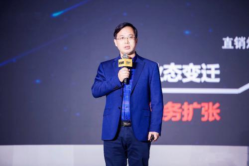 心怡科技CEO邢琳琳:仓是数据的核心|亿邦未来