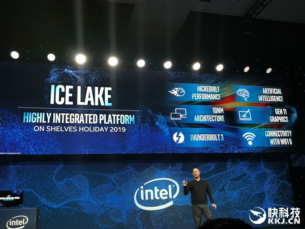 Released in November Intel 10nm processor Ice Lake ready: new nuclear sees the GTX 750