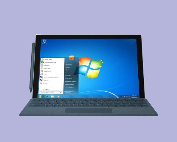 微软将在2020年终止支持Win7:希望借此推动笔记本升级潮
