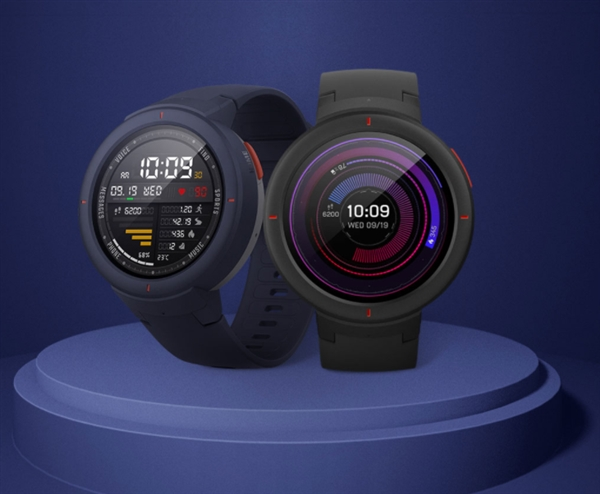 Amazfit智能手表小米有品开售:覆盖188城公交NFC