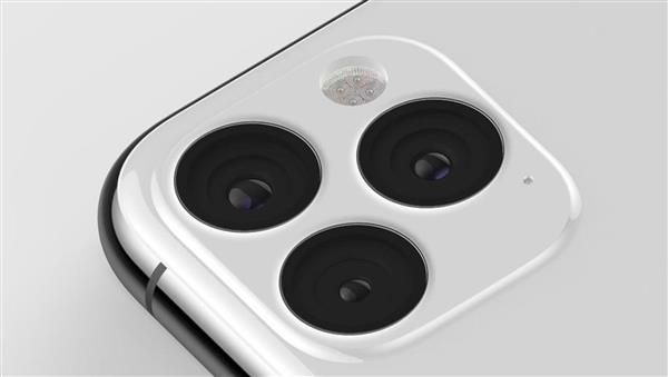 iPhone XI保护壳渲染图曝光 确认浴霸镜头设计