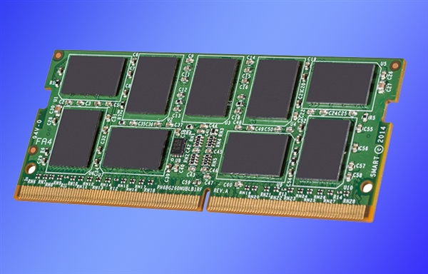 首款工业级32GB DDR4迷你内存发布:-40℃、85℃都不怕