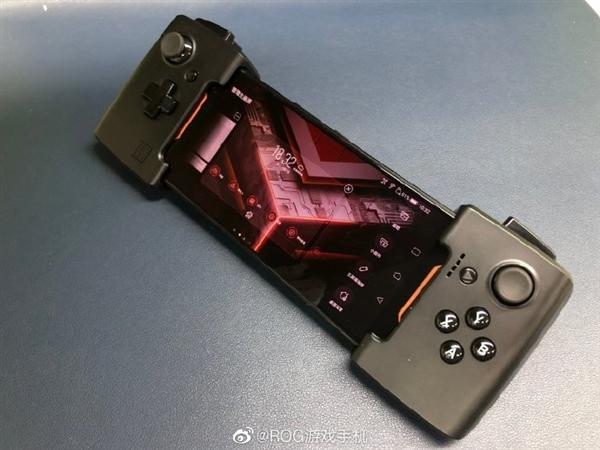 华硕ROG游戏手机2来了:腾讯游戏定制 120Hz刷新率