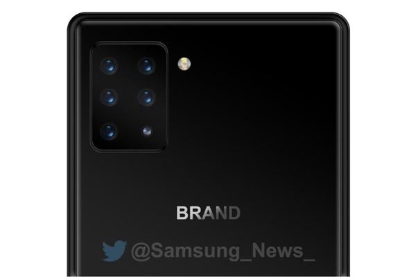 索尼全新手機曝光:竟后置六攝像頭?