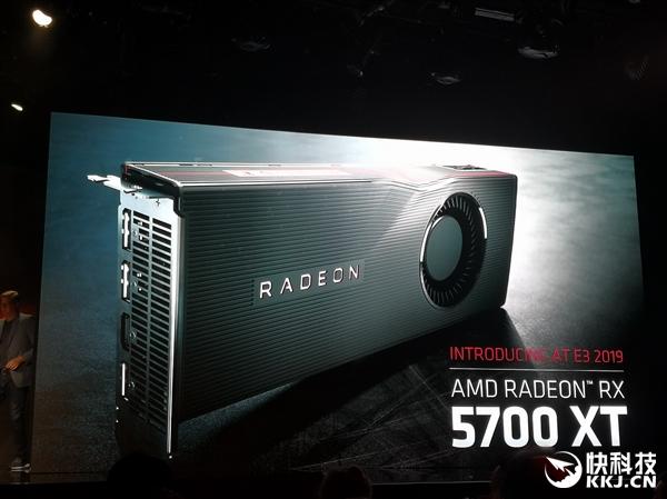 AMD正式发布RX 5700系列显卡:两大神技加持