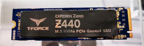 十铨科技PCIe 4.0 SSD被扒出:最大仅1TB