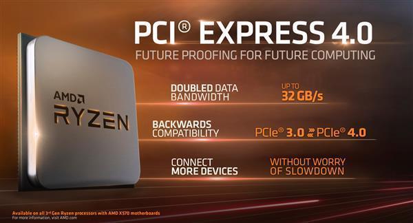 为何支持PCIe 4.0?AMD:Intel没有真正创新 我们要做技术领导者
