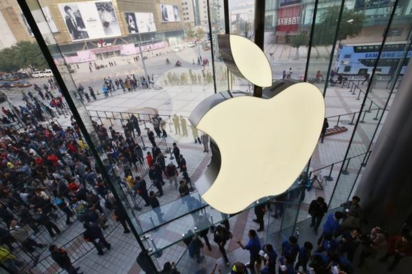 苹果有没有当年谷歌离开中国的勇气?