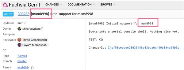 Выпущена ОС Google Fuchsia: новая поддержка Snapdragon 835
