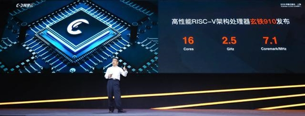 Pingtou announces first chip Xuantie 910: strongest RISC-V processor in industry