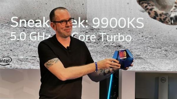 Intel最强游戏处理器i9-9900KS确认10月上市:全核5GHz