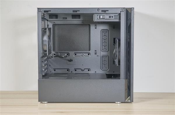 专注静音的小机箱!酷冷清风侠 S400机箱图赏
