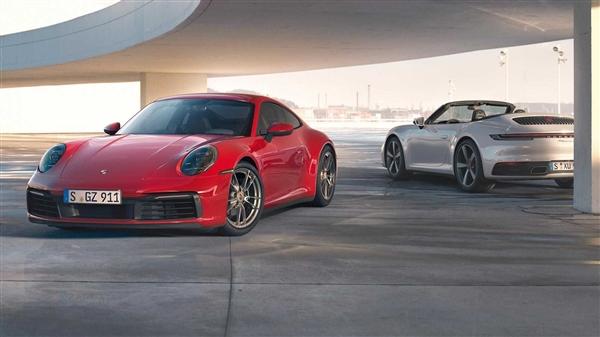 保时捷发布911 Carrer 触摸面板+六缸涡轮增压发动机