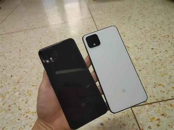 """谷歌Pixel 4 XL真机曝光:90Hz屏+""""浴霸""""镜头"""
