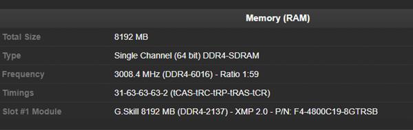 9900K+微星Z390发威 芝奇皇家戟内存首破6GHz超频记录